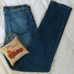 DKNY Soho skinnies. Size 10
